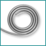 Flexible Conduit PVC Covered Steel