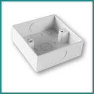 PVC Socket Boxes