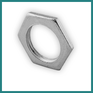 Steel Hex Locknuts